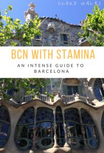 Barcelona with Stamina