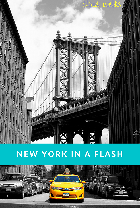 New York in a flash