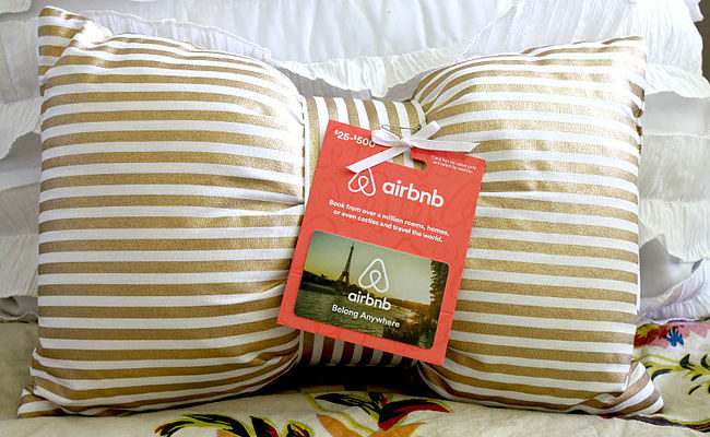 Airbnb giftcard