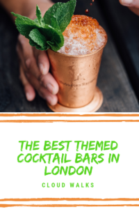 The best themes cocktail bar in London