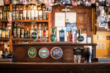 Irish bar