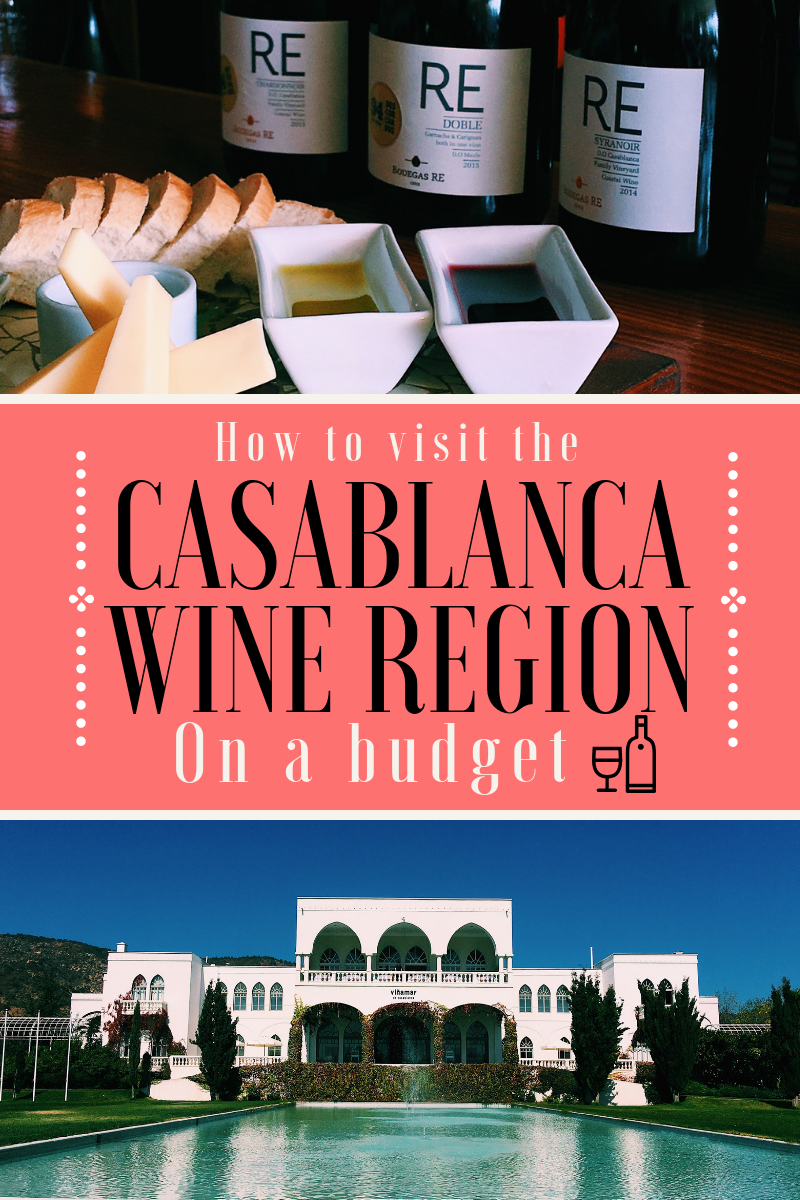 Casablanca wine region
