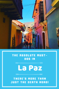 La Paz travel guide