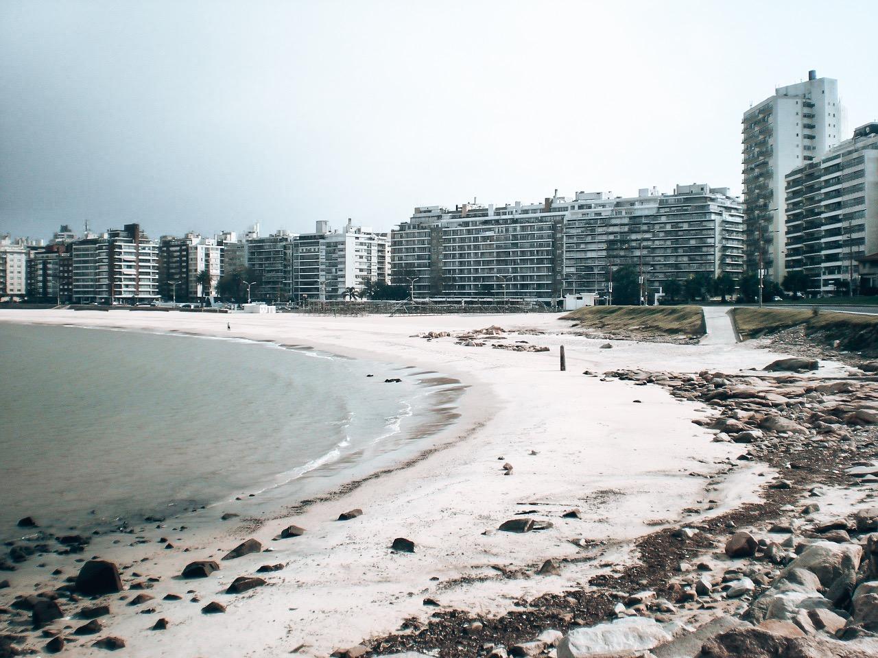 Rambla Montevideo Uruguay