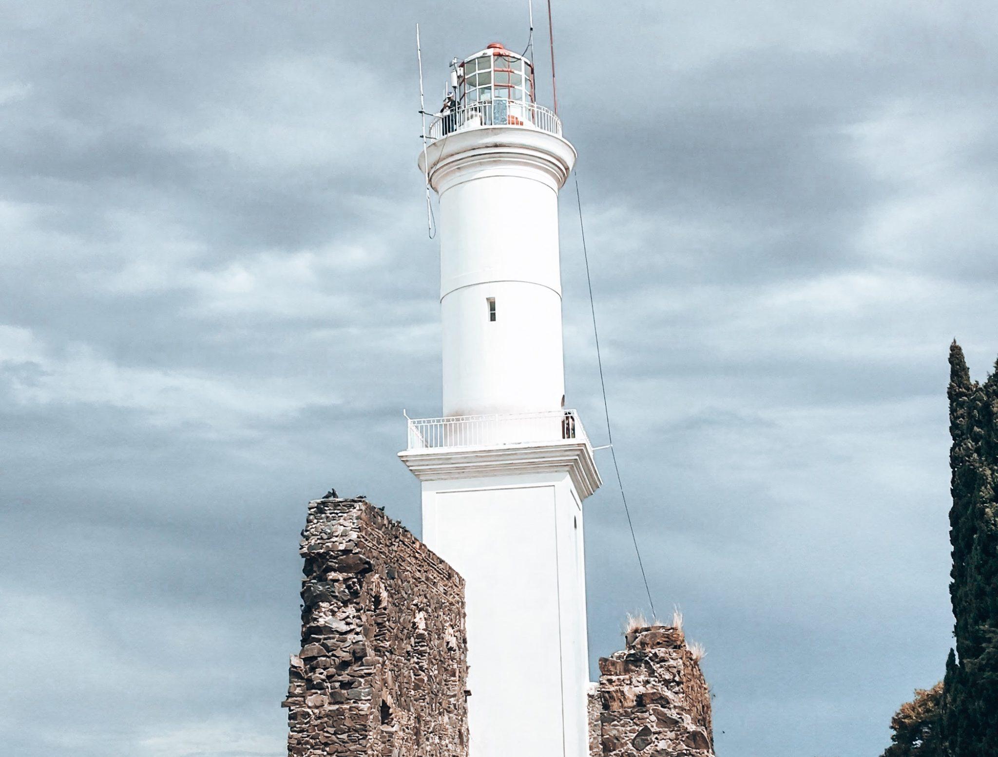 Lighthouse Colonia del Sacramento