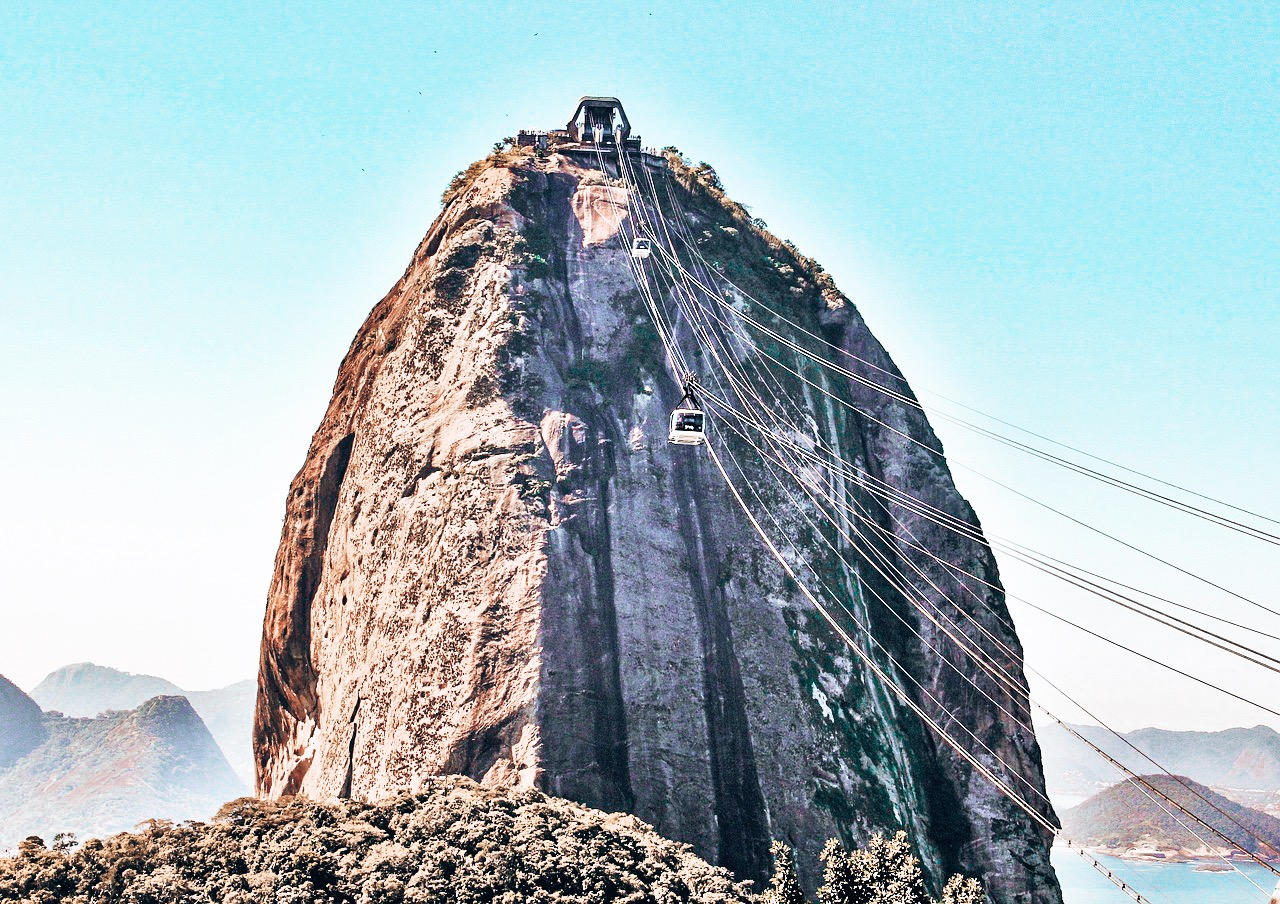 Sugarloaf Mountain, Rio Brazil