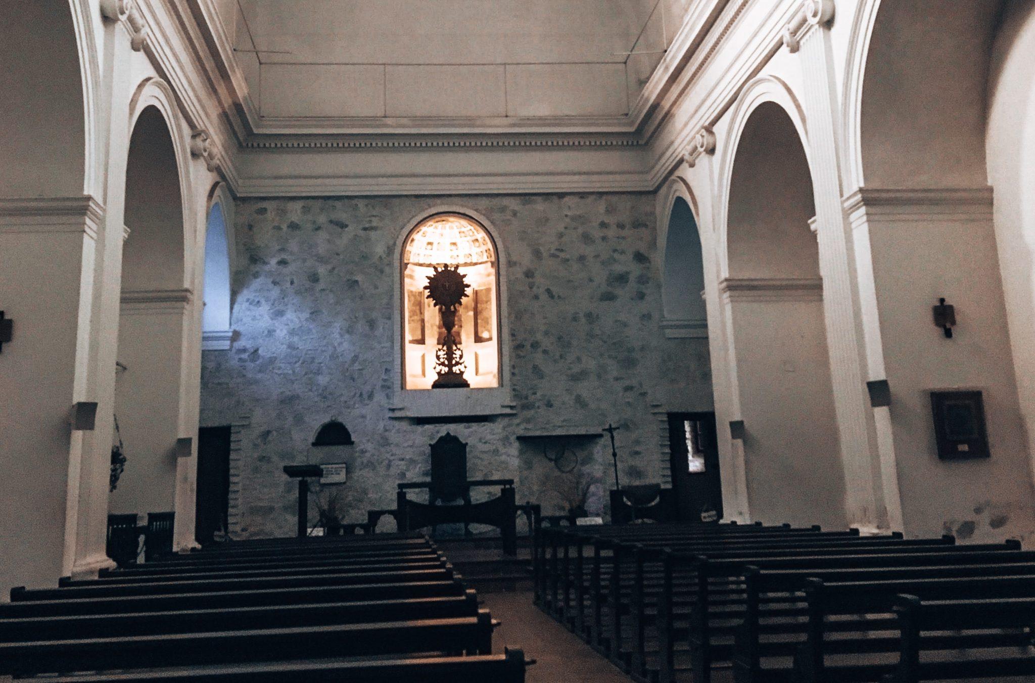 Church Colonia del Sacramento