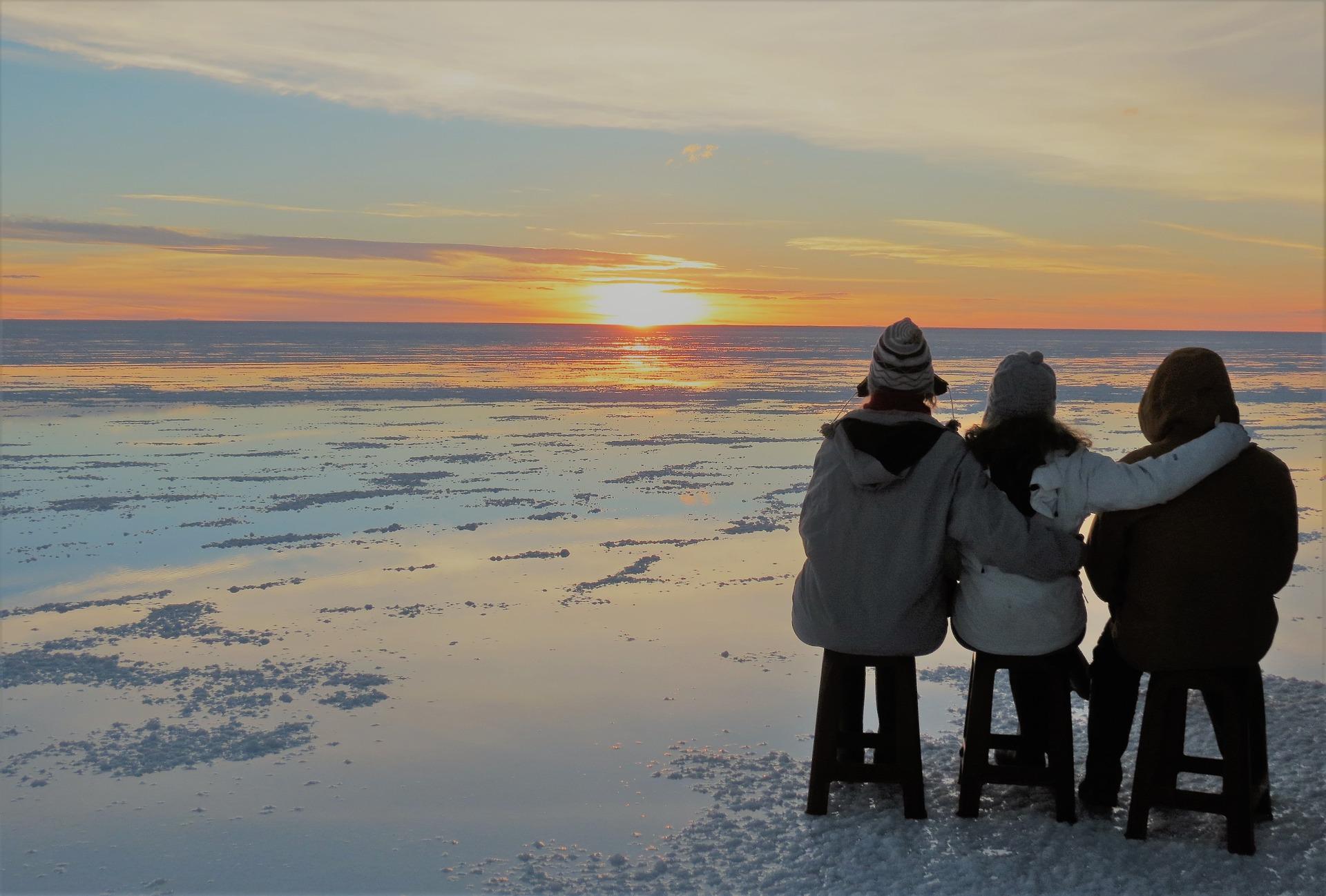 The Largest Salt Flats in the World – Salar de Uyuni