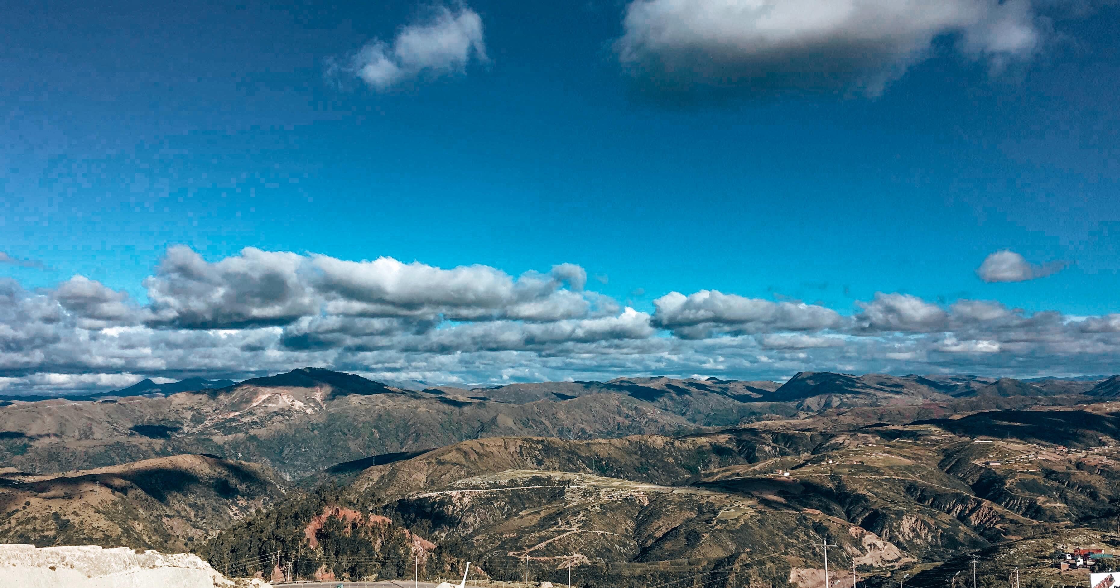 Views Sucre Bolivia