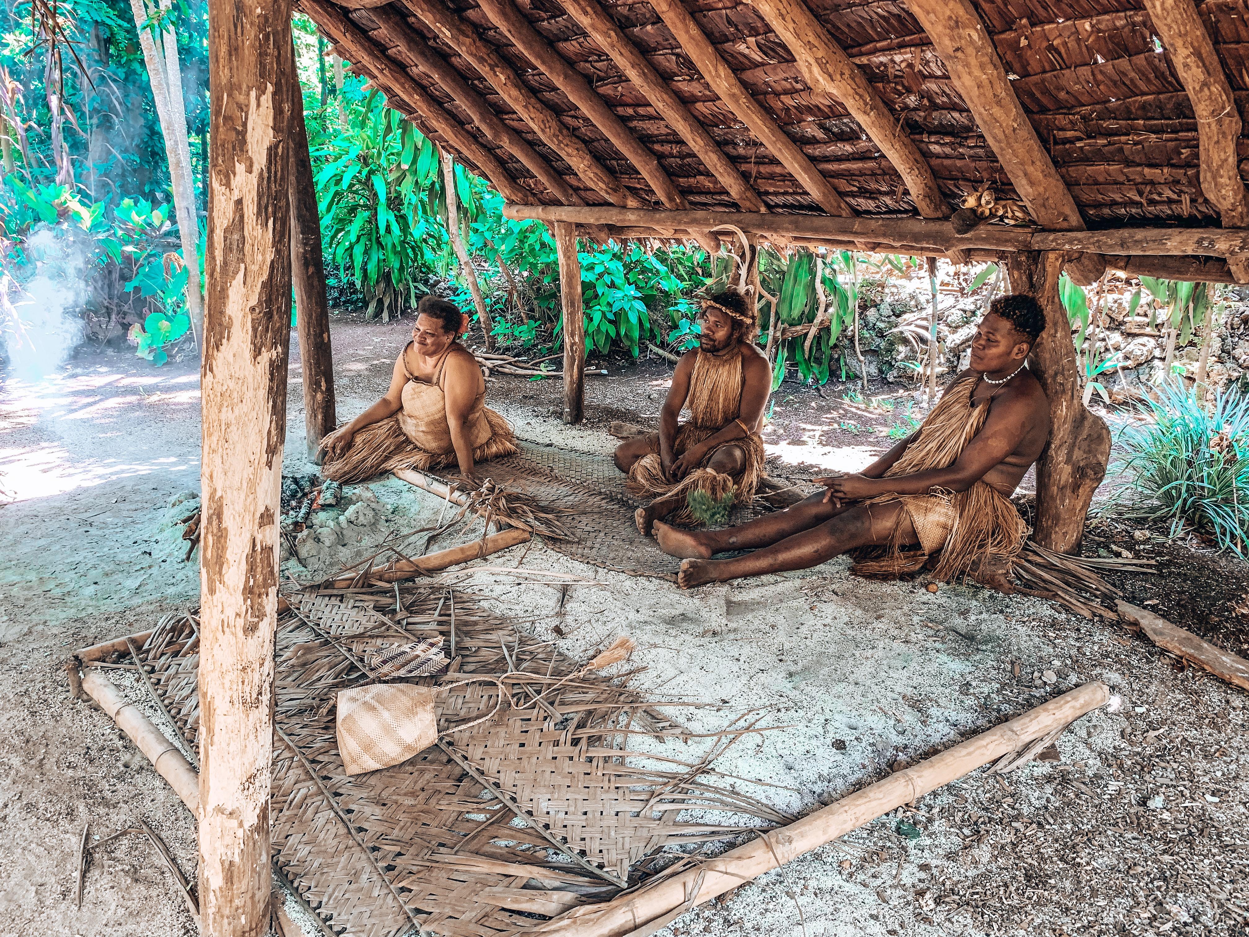 ekasup kastom village