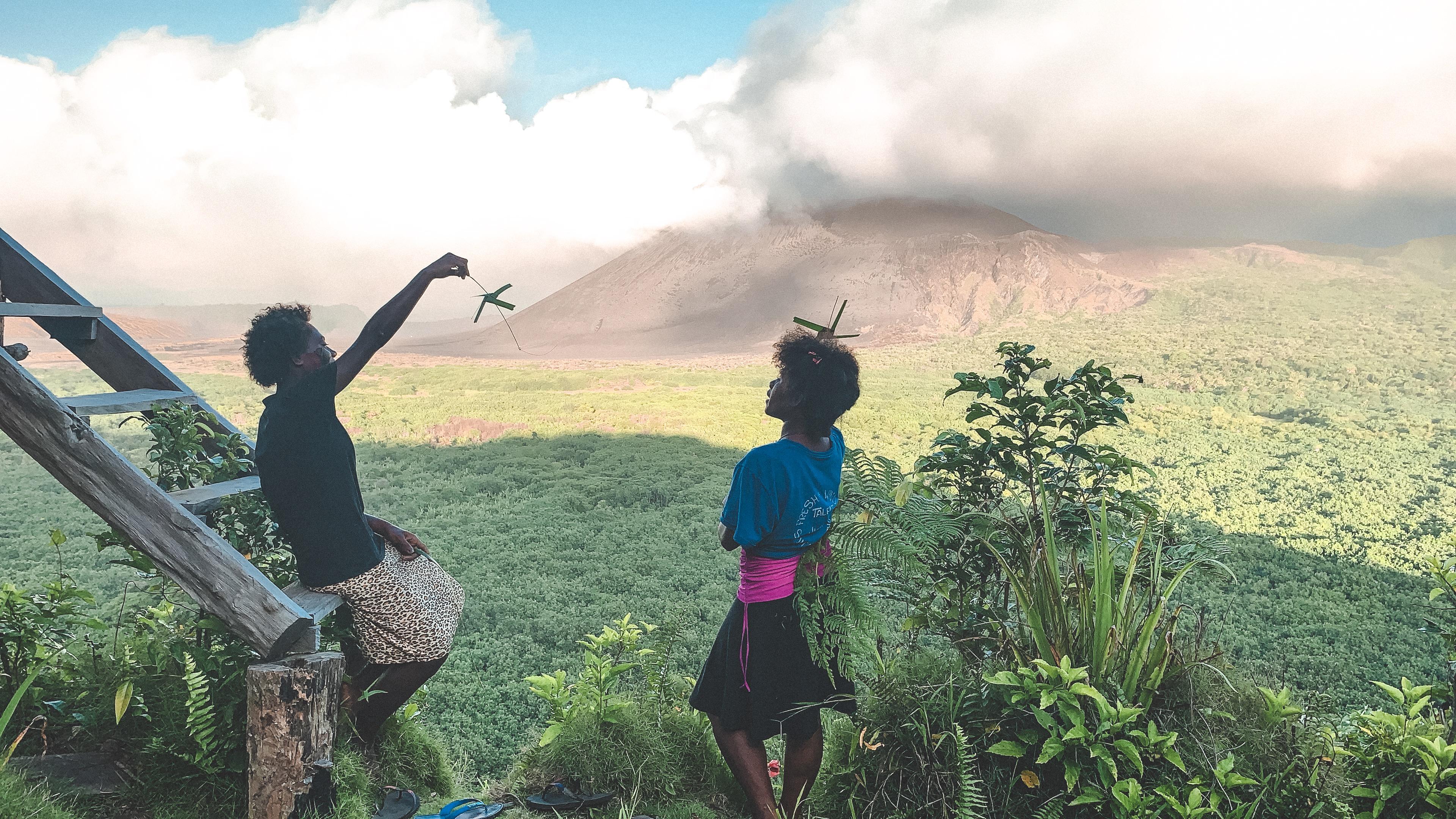Mount Yasur Tanna Vanuatu