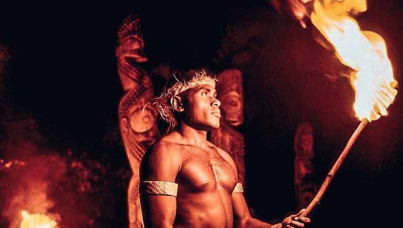 Fire Show Vanuatu