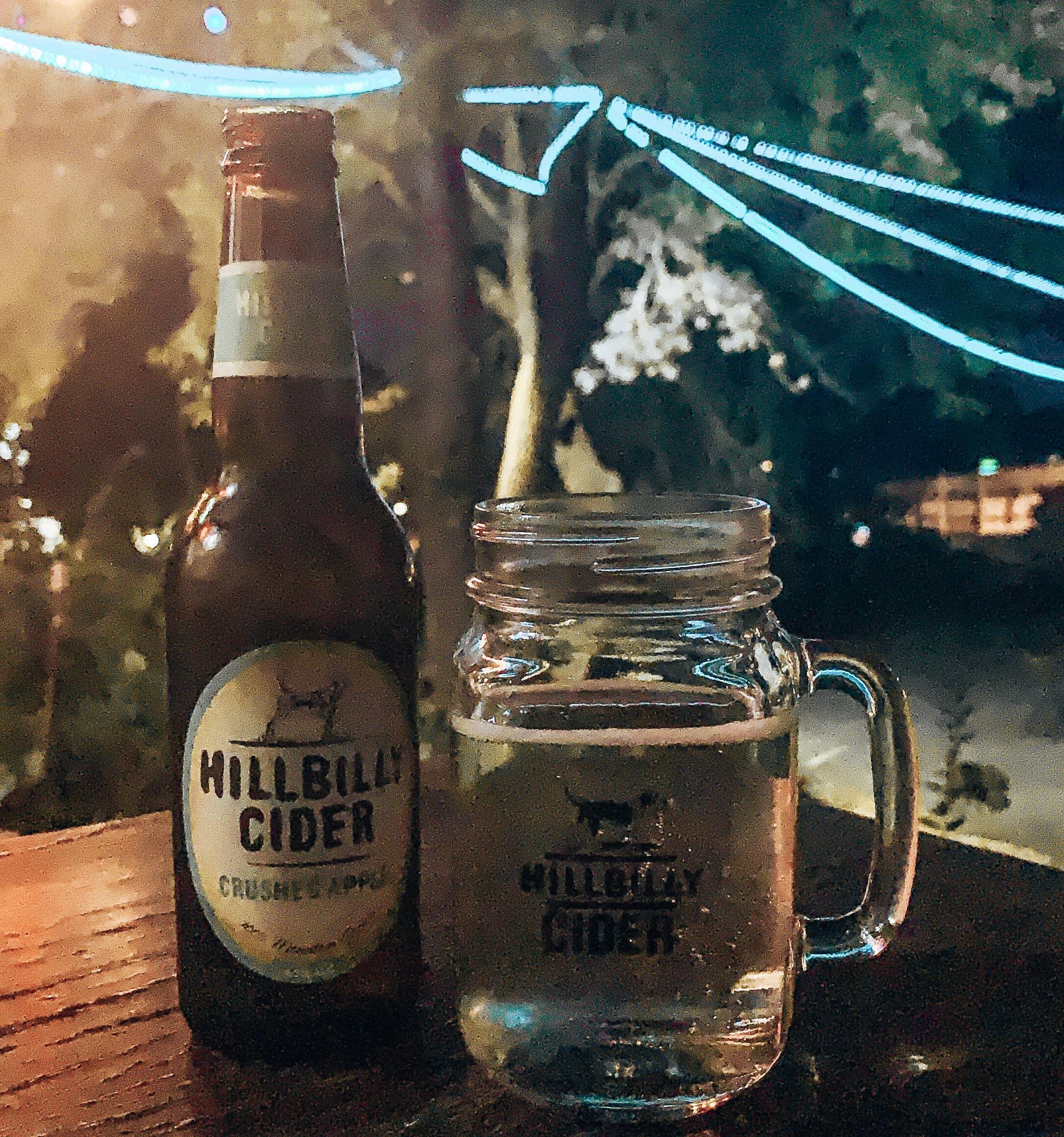 Hillbilly Cider Blue Mountains