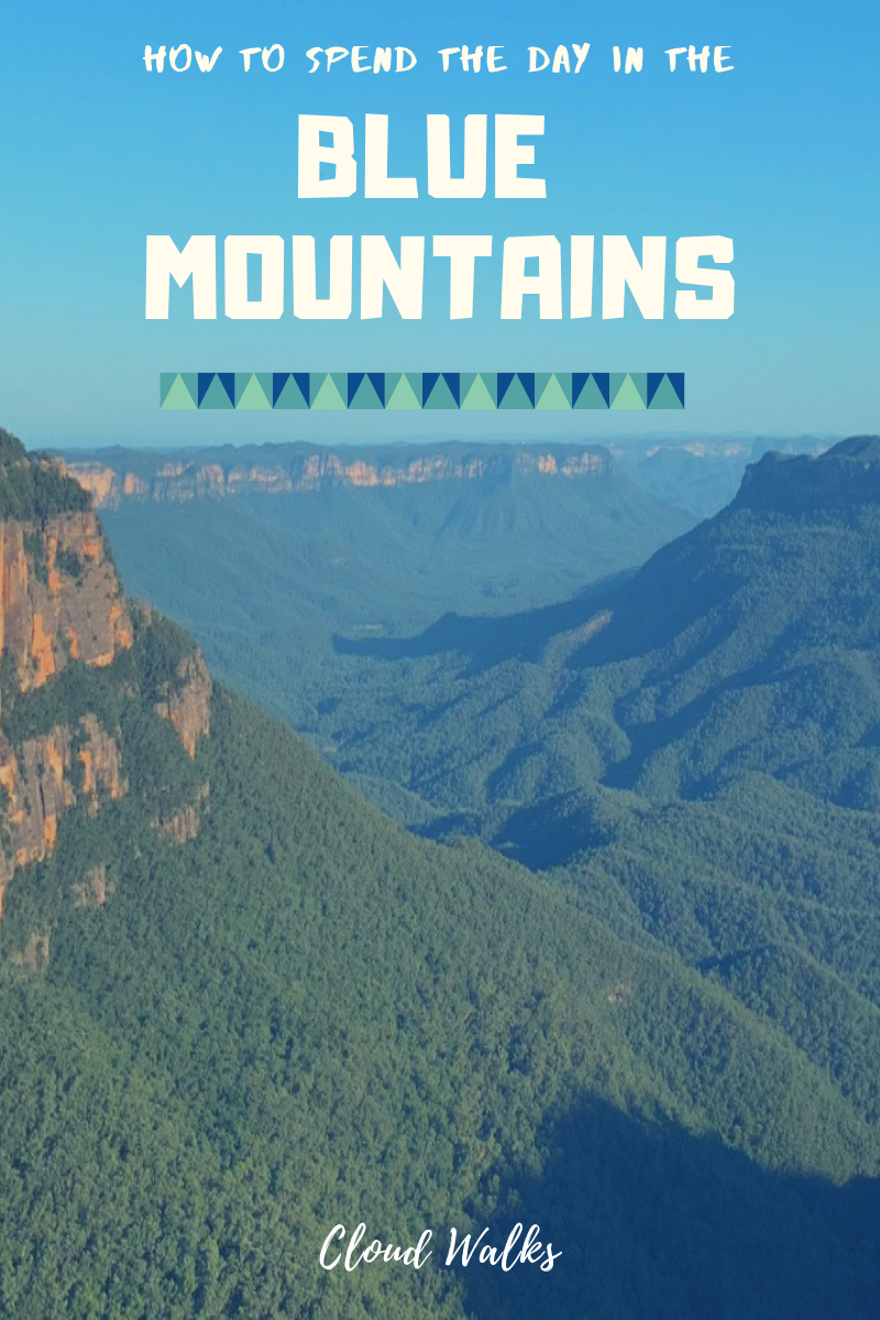 A Day trip to the Blue Mountains Sydney