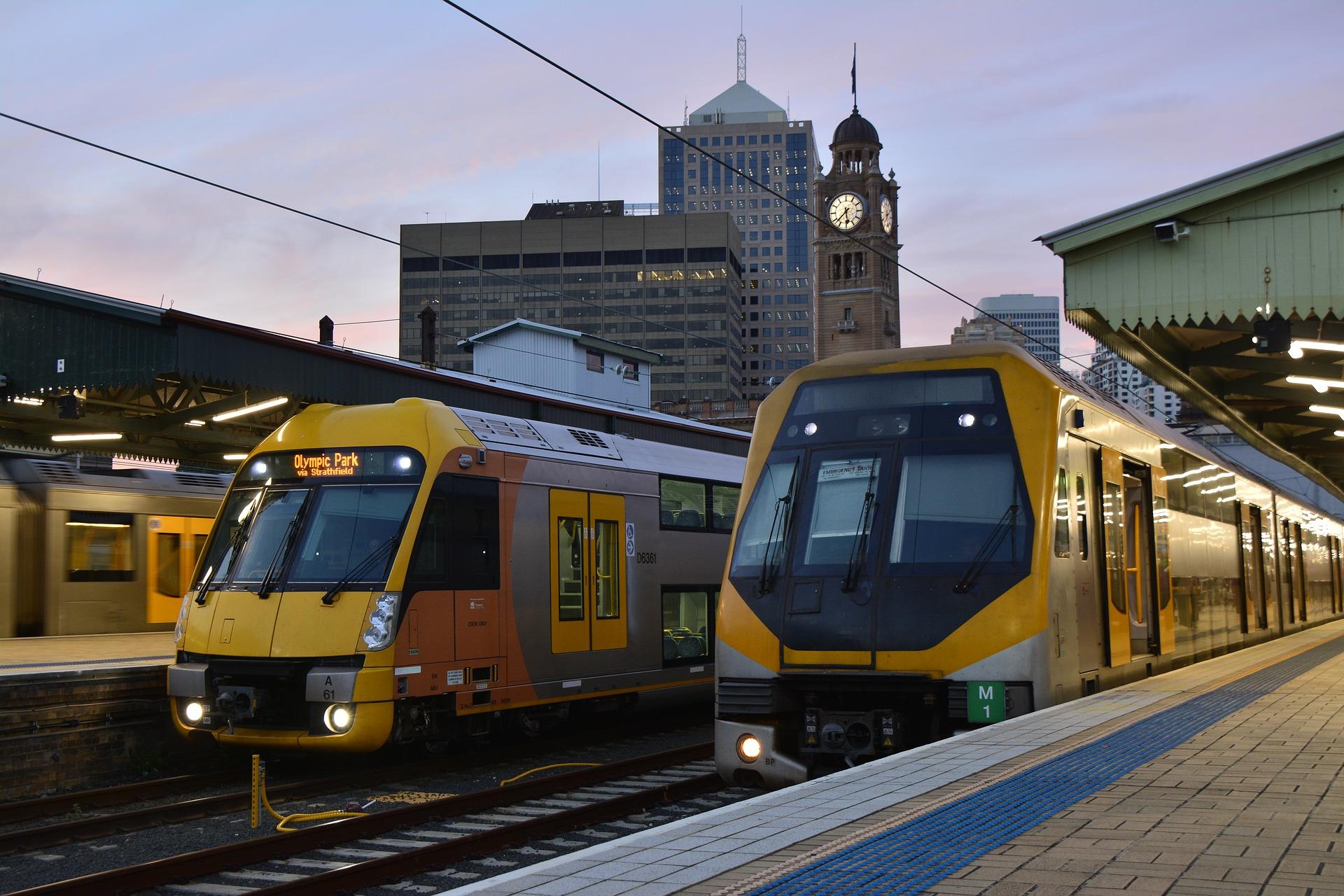 sydney train