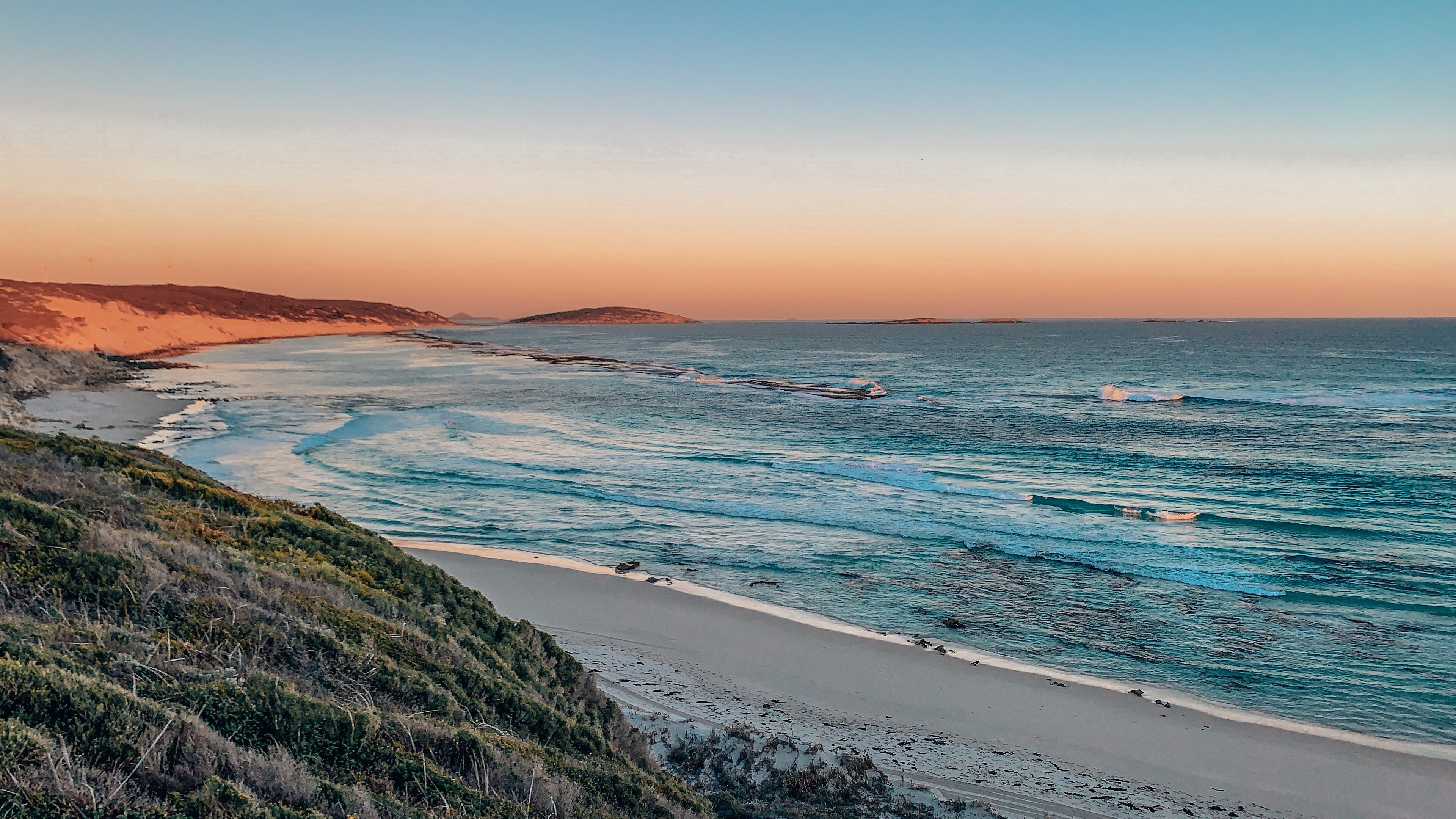 Esperance beach at sunset - Great Ocean Road Recommended Stops