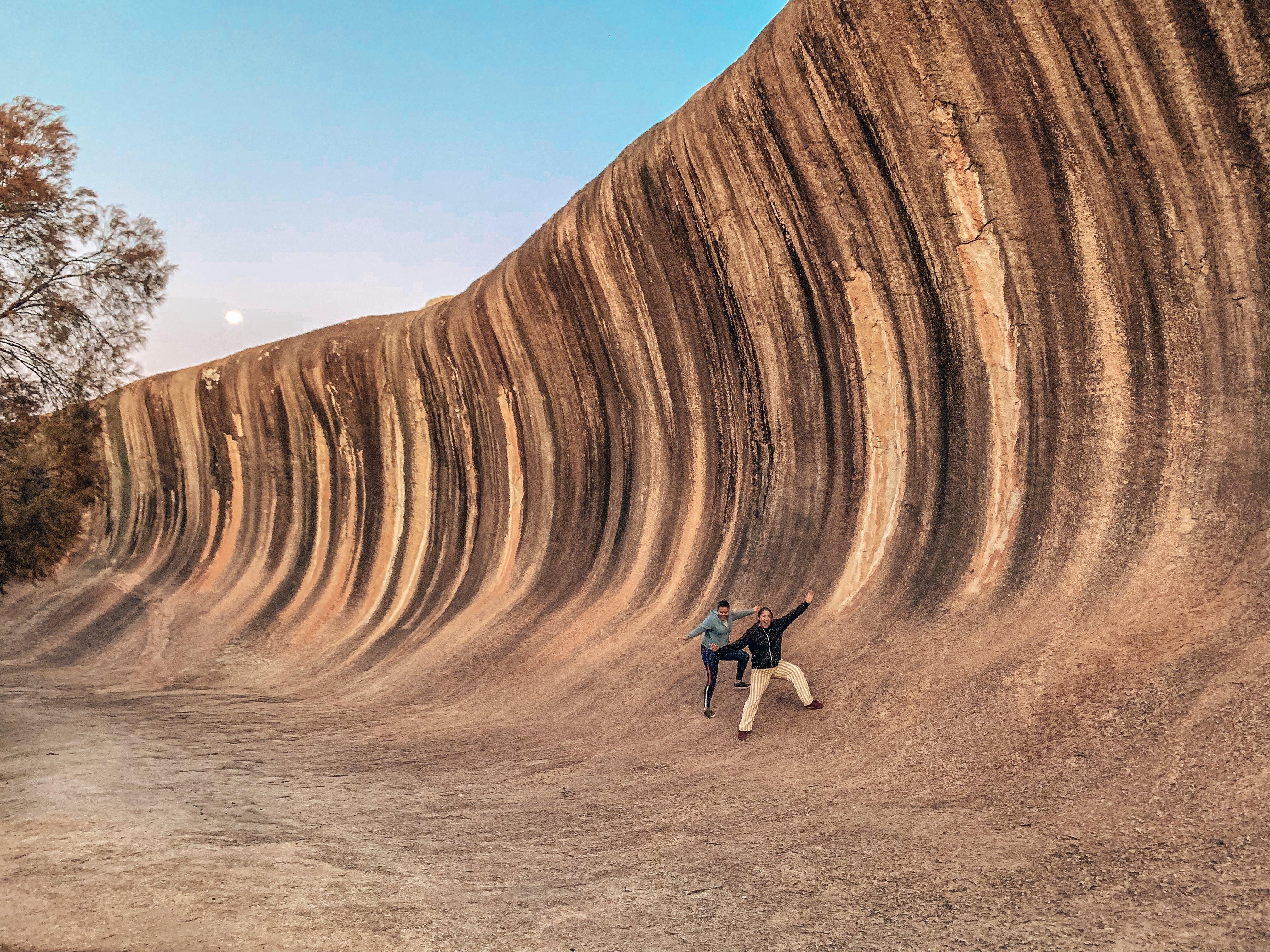 Wave Rock - South West Australia