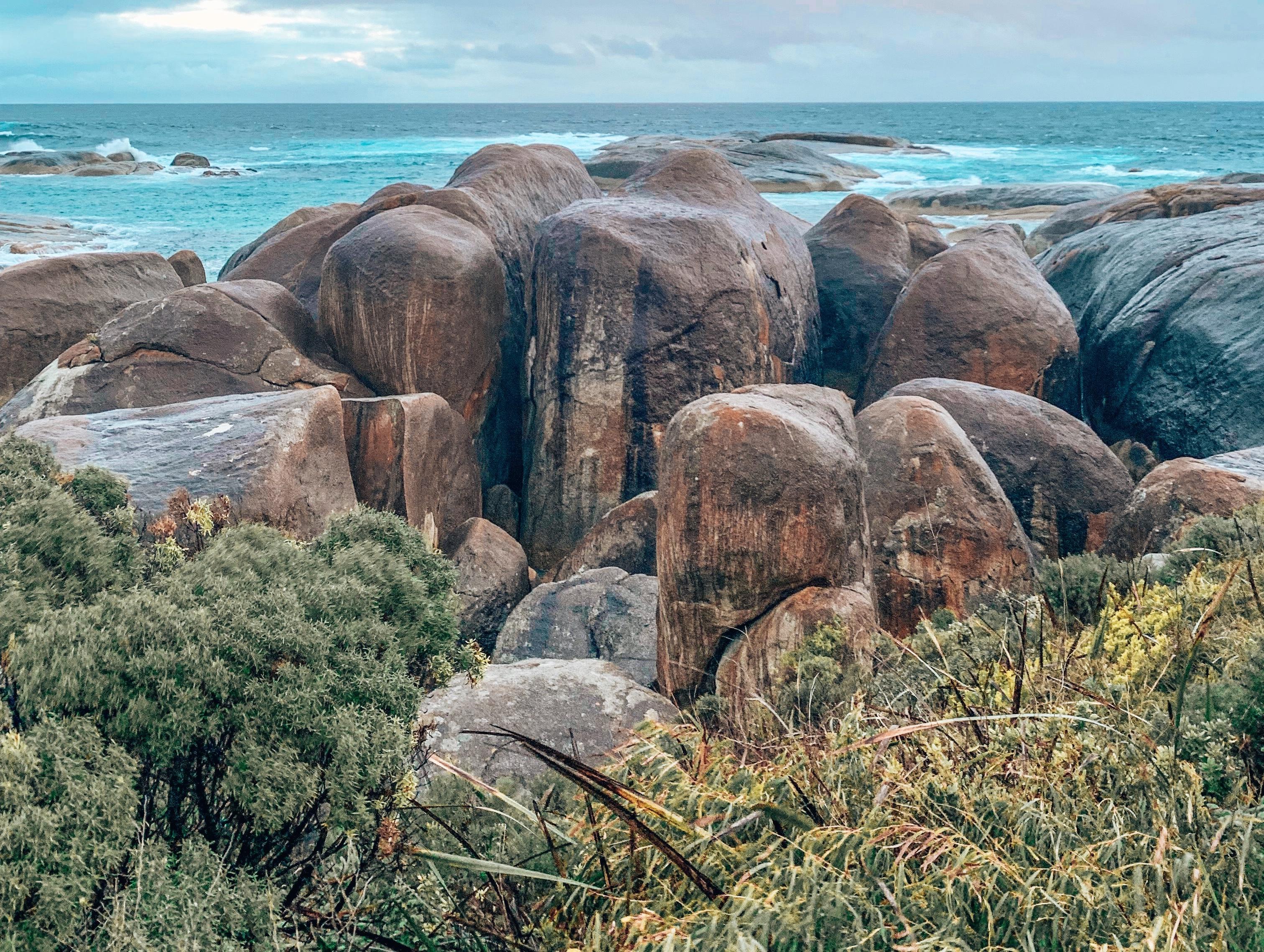 Elephant Rocks South West Australia