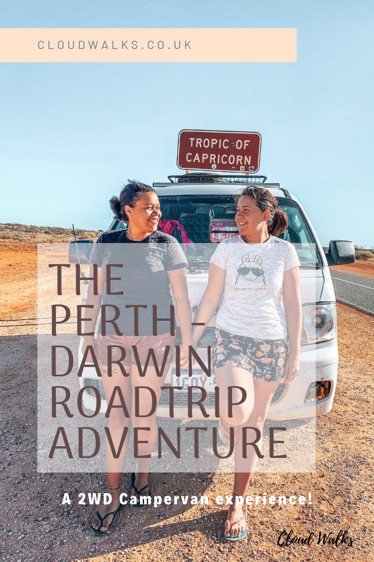 Perth to Darwin Road Trip Itinerary